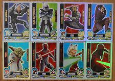 Force Attax Clone Wars Serie 5 *LE limitierte Auflage aussuchen Topps Star Wars*