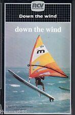 Down the wind (1980) VHS RCV  Video 1a Ed. -  Surf