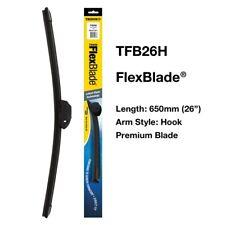 Tridon Wiper Tridon FlexBlade TFB26H fits Fiat Scudo 140 Multijet 2.0 D