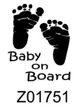 STICKER AUTOCOLLANT 0 BABY A BOARD BEBE A BORD   STICKERS VYNIL TUNING PAREBRISE