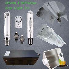 Pegasus Magnetic Ballast 600w HPS MH Reflector Hydroponics Grow Light Grow Lamp