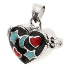 Collier en forme de pendentif en forme de coeur