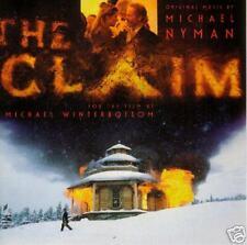 The Claim - 2000-Original Movie Soundtrack CD