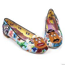 Irregular Choice Keep Em Together Disney Toy Story Mr&Ms Potato Head Shoe 5.5-10
