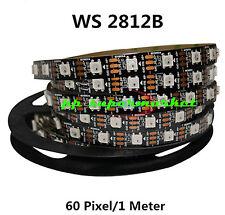 WS2812B 5050 RGB LED Strip 1M 5M 300 Leds 60 LED/M Individual Addressable 5V
