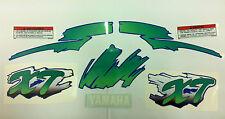 YAMAHA  XT600 AVV.EL.3TB '91 Blu- adesivi/adhesives/stickers/decal