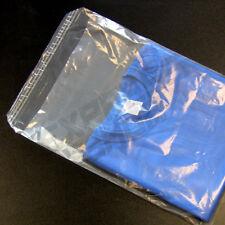 Adhäsionsverschlussbeutel LDPE transparente 50µ-bolsa de aluminio con pared 50mm