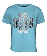 Nodo Celtico da Uomo T-Shirt Tee Top giftscotland Natura