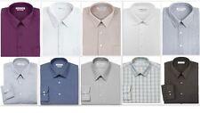 Mens Shirt Van Heusen Regular Fit Cotton Rich Easycare Long Sleeve