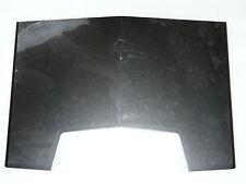 Vera Nuovo di Zecca Dell Alienware M17X R1 Coperchio LCD Cover Nero J226N 0J226N