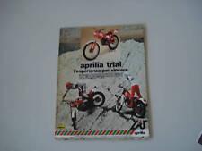 advertising Pubblicità 1981 MOTO APRILIA 50 TRIAL