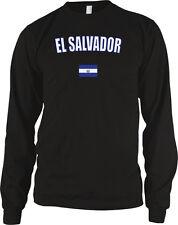 El Salvador Country San Salvador South America Ruta Long Sleeve Thermal