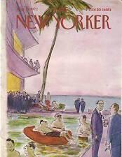 1972 New Yorker August 19 - Miami Salesmen Convention