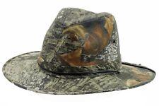 Henschel Men's Aussie Camo Mossy Oak Safari Hat