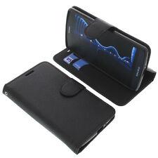 Tasche für TP-Link Neffos C5 Smartphone Book-Style Schutz Hülle Handytasche Buch