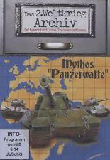 DVD NEU/OVP - Das 2. Weltkrieg Archiv - Mythos Panzerwaffe