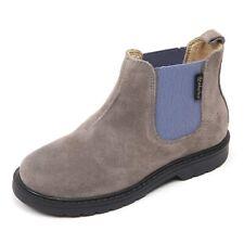 C2724 beatles bimbo NATURINO scarpa grigio/azzurro boot shoe kid