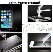 VITRE PROTECTION VERRE TREMPE, FILM PROTECTEUR ECRAN IPHONE 5 6 6 PLUS SOUS 48H