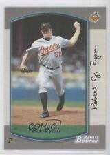 2000 Bowman #295 BJ Ryan Baltimore Orioles B.J. Baseball Card