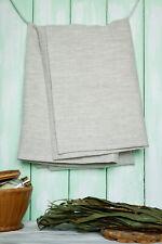 "Organic Soft Linen Bath Towel.Handmade.Quick dry and lightweight.Size 28"" X 58"""