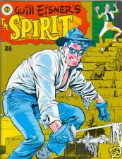 Spirit #26 December 1980 VF/NM Nylon Rose