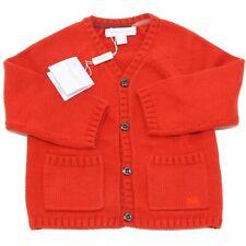 8026F cardigan BURBERRY COTONE maglione bimbo sweater kids