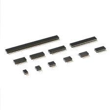 1.27mm Pitch 2 - 50 Pins PCB Straight Female Header Pin Socket Single Row Strip