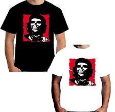 Velocitee da uomo CHE GUEVARA Zombie T shirt Pop Art Revolution Cuba w12694