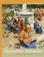 MICHAEL R. SOLOMON - Consumer Behavior, Ninth Edition - Hardcover