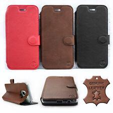 Mobiwear Echt Leder Leather Tasche Handy Case Hülle Cover HTC Desire 12s
