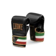 GUANTI DA SACCO ITALY 47 LEONE 1947 CONTACT BOXE MMA MUAY THAI KICK BOXING GS090