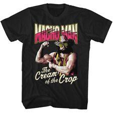 Macho Man Randy Savage The Cream Of The Crop Adult T Shirt WWE Wrestling