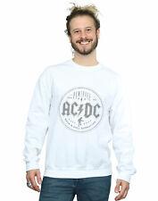 AC/DC Herren Rock N Roll Damnation Black Sweatshirt