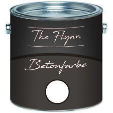 The Flynn Betonfarbe Weiß Fassadenfarbe 2,5L 5L 10L 30 kg RAL 9010 Weiss