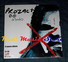 CARTONATO PROMO SIGILLATO 2 PEZZI PROZAC+ MIODIO 30 X 30 no cd dvd lp mc