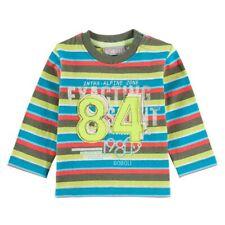 Camisa Verde de rayas talla 86 , 92 , 98 , 104 Para Chicos von Boboli
