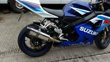 Suzuki GSXR600 GSXR750 01-05 K1-K5 Road-Legal/Race Motorbike Exhaust Muffler