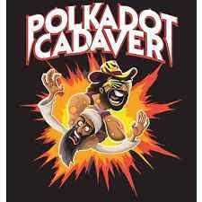 POLKADOT CADAVER - Hoodie Sweatshirt - Dog Fashion Disco - DFD - Macho-Bin Laden