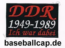 Patch Patch nº 5 RDA 1949-1989... Biker Colour Patch parches emblemas