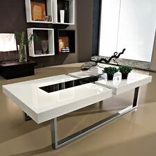 Tavolino da salotto elegante modello Julie cm L125xH33xP60 in 4 finiture