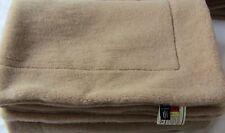 Oberbett Alpaca Wolle Wolldecke Tagesdecke Schurwolldecke  100% Wolle