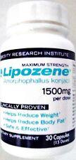 Lipozene Diet/Weight Loss Pills- Maximum Strength Proven Safe Fat Burning Caps.