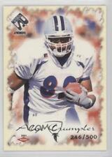 2001 Private Stock #103 Alge Crumpler Atlanta Falcons Rookie Football Card