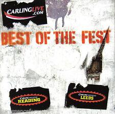V/A - Carlinglive.com: Best Of The Fest (UK 8 Tk CD Mini-Album)