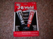 J-B Weld JB Steel Epoxy Glue Fills & Bonds Small Engine Repair Shop Equipment