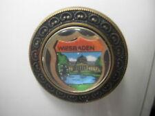 Wiesbaden - German Hat Lapel Pin HP7119