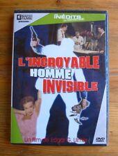 DVD L'INCROYABLE HOMME INVISIBLE - Douglas KENNEDY - ETAT NEUF