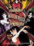 Moulin Rouge (DVD, 2005, 2-Disc Set) New - Free Shipping Nicole Kidman