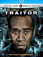 Traitor [Blu-ray], Don Cheadle, Guy Pearce, Jeff Daniels, Neal McDonough, Saïd T