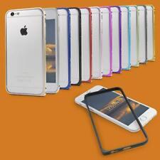 Aluminium Bumper für S5 S6 iPhone 6 uvm. Handy Schutz Hülle Case Cover Schale